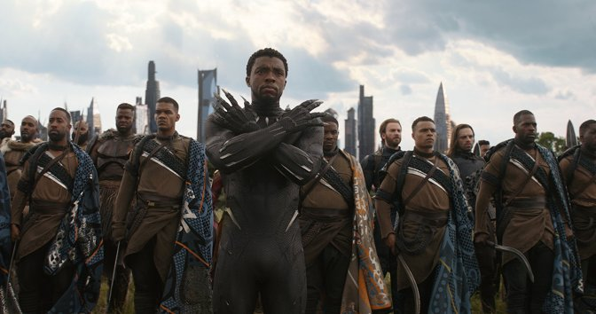 The Five Best Moments in 'Avengers: Infinity War'