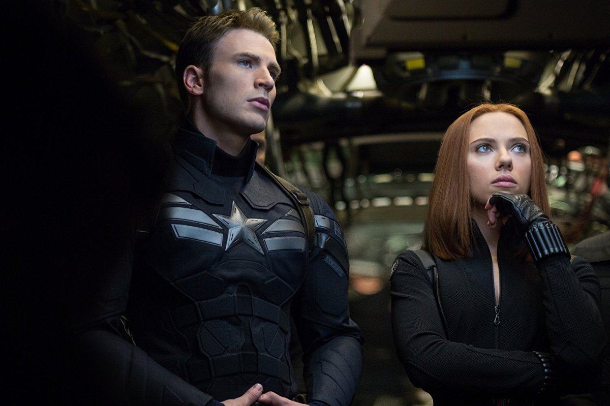 Should Captain America and Black Widow Have Gotten Together?