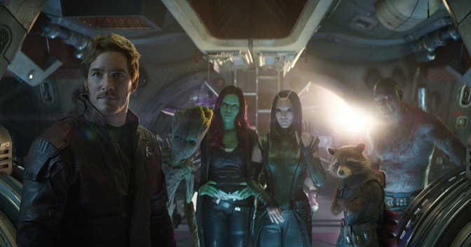 Who's Your Favorite Guardian of the Galaxy?