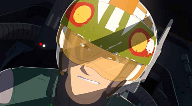 The Trailer For 'Star Wars Resistance' Is Here