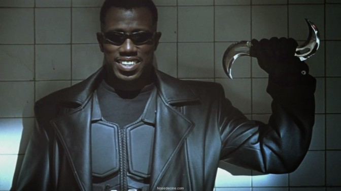 Phase 4 of the MCU Needs To Introduce Blade to the MCU