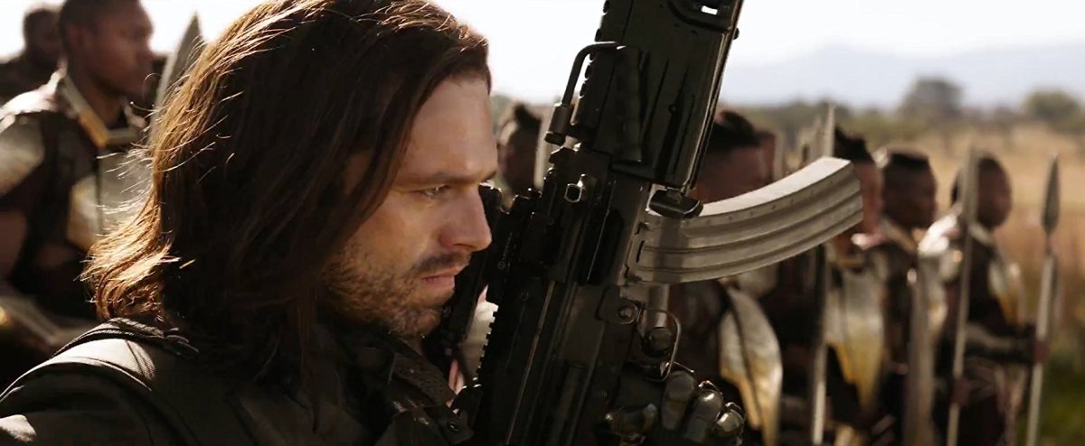 I Think Bucky's Going To Become Captain America in Phase 4 of the MCU