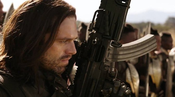 Could That Bucky/Black Widow Romance Finally Happen After All?
