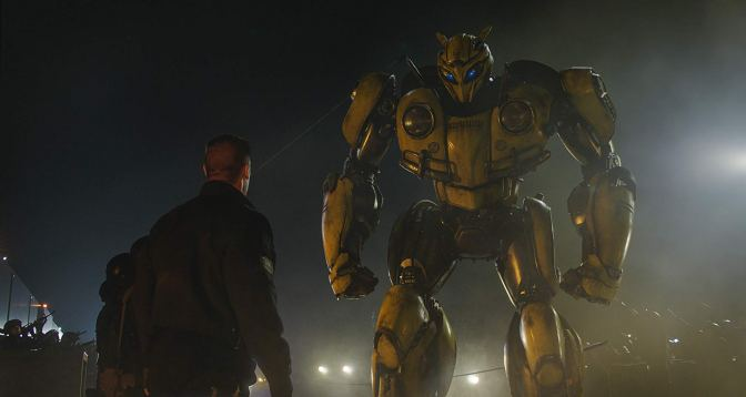 Yes, Another Trailer Has Dropped and This Time It's 'Bumblebee'