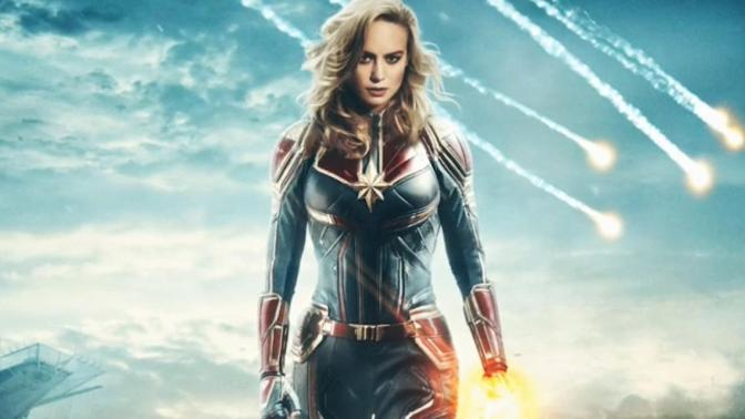 It Seems That We Might Be Getting a Teaser for 'Captain Marvel' Pretty Soon