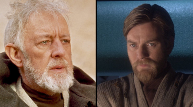 Who's Your Favorite Obi-Wan Kenobi?