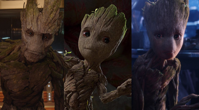 Who's Your Favorite Groot?
