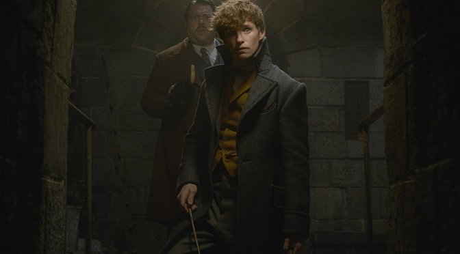 The Final Trailer for 'Fantastic Beasts: The Crimes of Grindelwald' Is Here