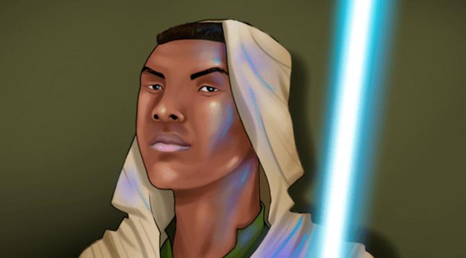 If Finn Was a Jedi