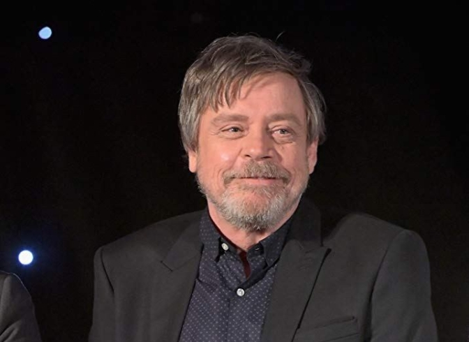 Mark Hamill Is At It Again