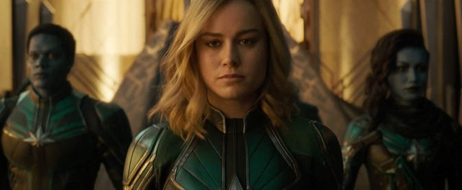 Here Are 5 Things That Excited Me About the 'Captain Marvel' Trailer