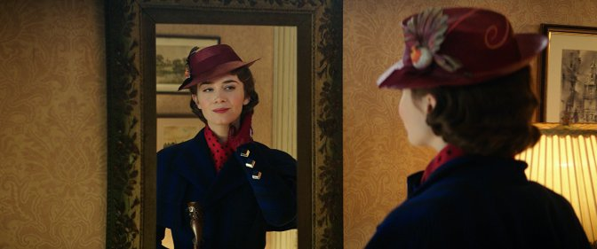 'Mary Poppins Returns' Has An Official Trailer