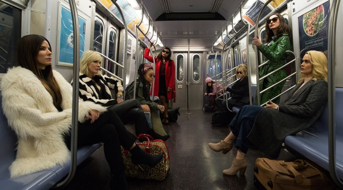 My Partial Review of 'Ocean's 8'