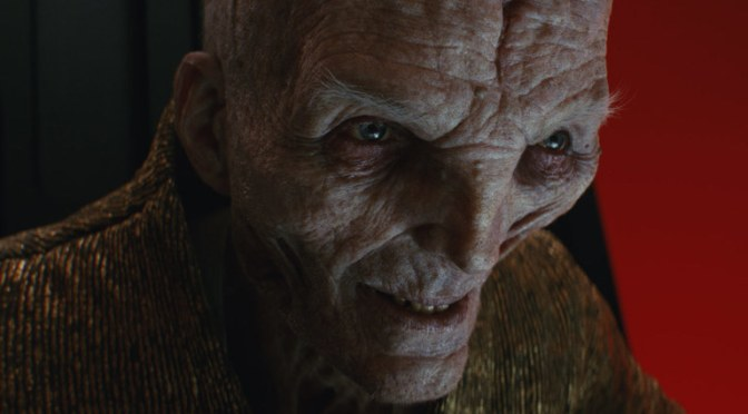 Snoke Has The Exact Same Storyline as Palpatine from the Original Trilogy