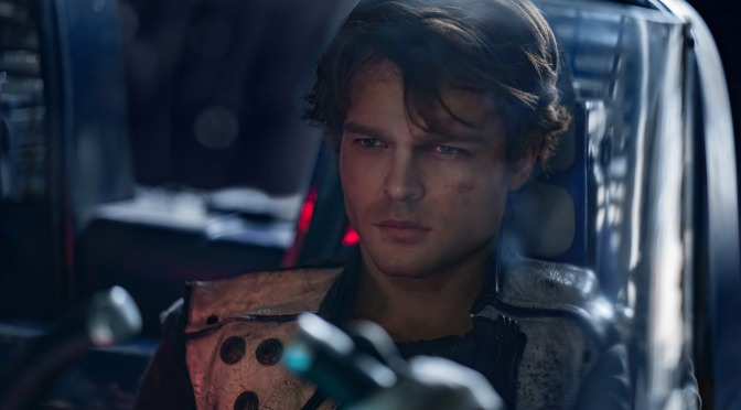 'Solo: A Star Wars Story' At Home