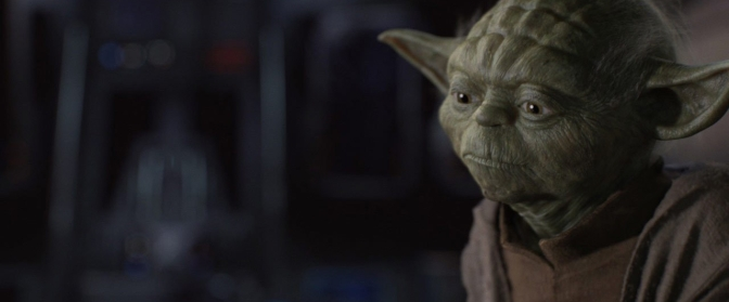 My Top 5 Yoda Quotes