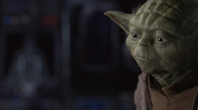 Throwback Friday: My Top 5 Yoda Quotes