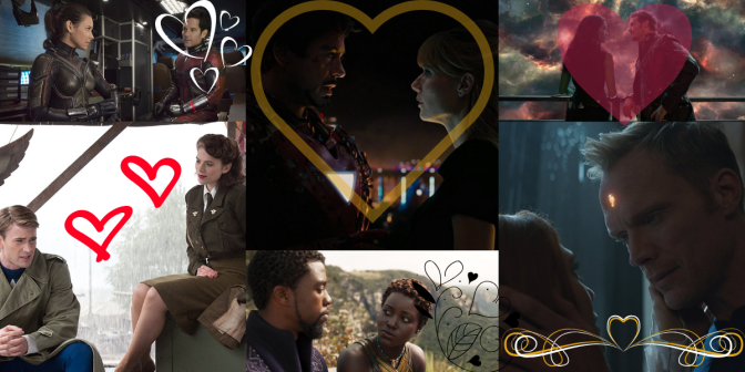 What's Your Favorite Marvel Love Story?