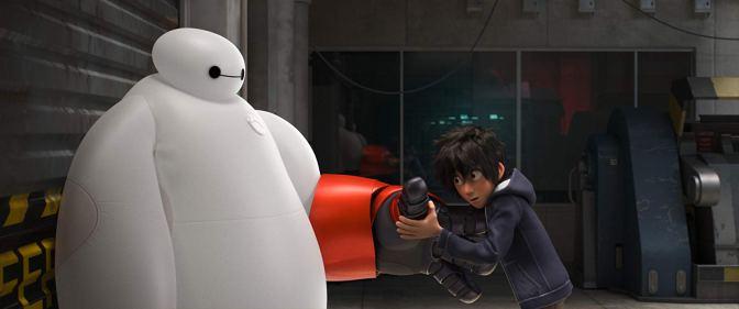 'Big Hero 6' Is a Fascinating Display of Creativity