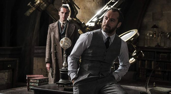 I'm Really Excited To See 'Fantastic Beasts: The Crimes of Grindelwald'!