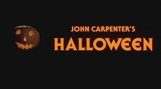 I've Finally Seen 'Halloween'!