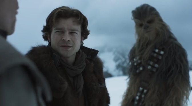 What's Your Favorite Scene in 'Solo: A Star Wars Story'?