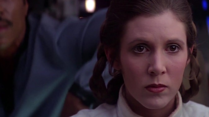 What's Your Favorite Leia Moment?