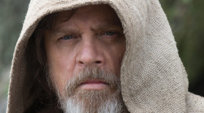 Should Luke Skywalker Appear in 'Episode IX' As a Physical Ghost or an Apparition?