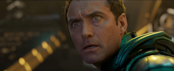 Who Is Jude Law Playing in 'Captain Marvel'?