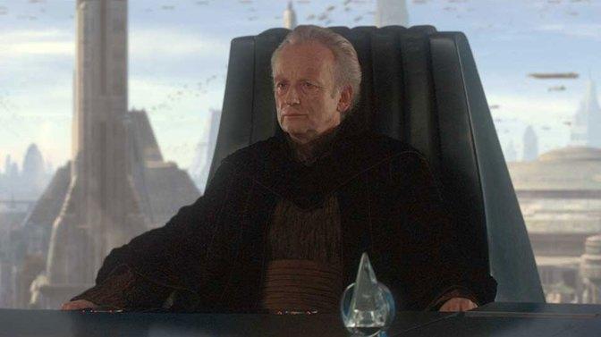Palpatine Needs a 'Star Wars' Story