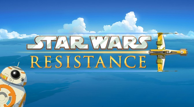 The Latest Episode of 'Star Wars: Resistance' Is Getting Me Excited!