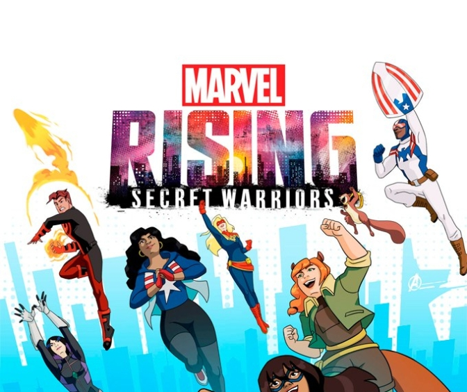 My Review of 'Marvel Rising: Secret Warriors'