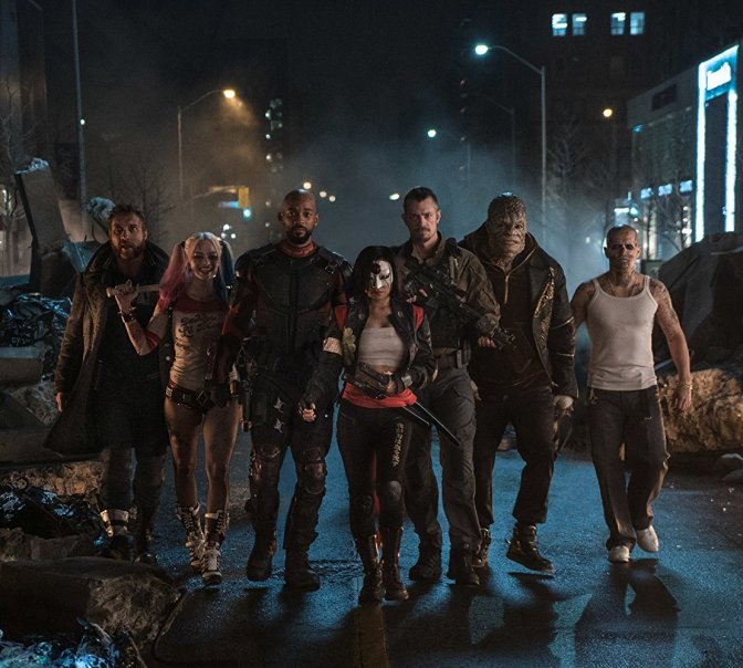 'Suicide Squad' Could've Been the DCEU Version of 'Guardians of the Galaxy'