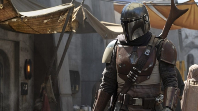 The First Image of 'Star Wars: The Mandalorian' Is Here!!!