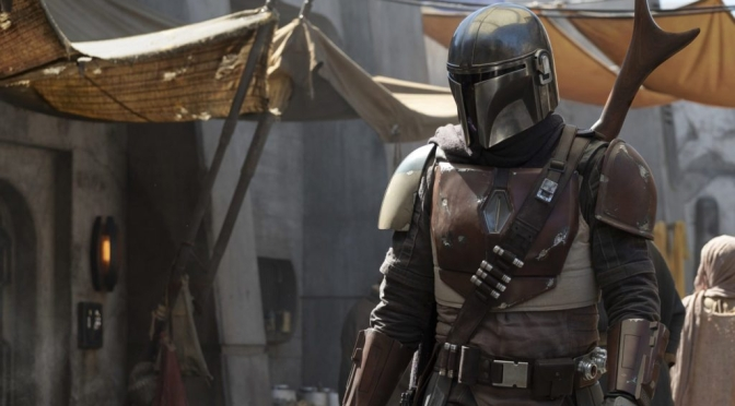 Throwback Friday: The First Image of 'The Mandalorian' Is Here!!!