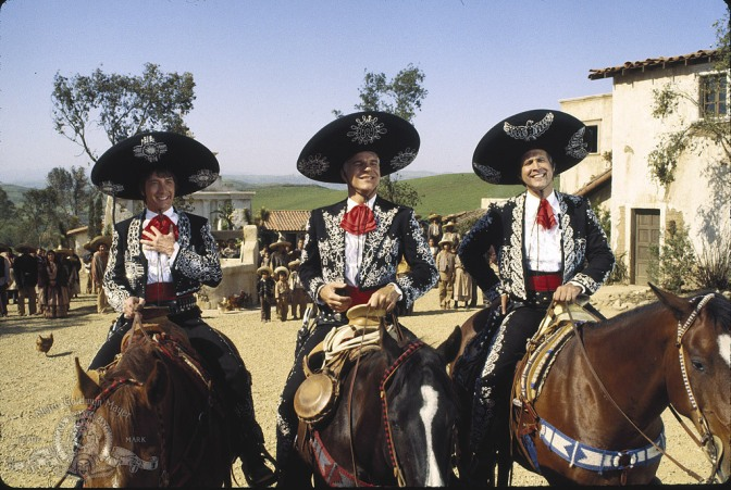 Have You Seen 'The Three Amigos'?