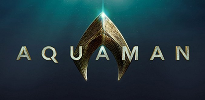 A Slew of 'Aquaman' Posters Have Arrived