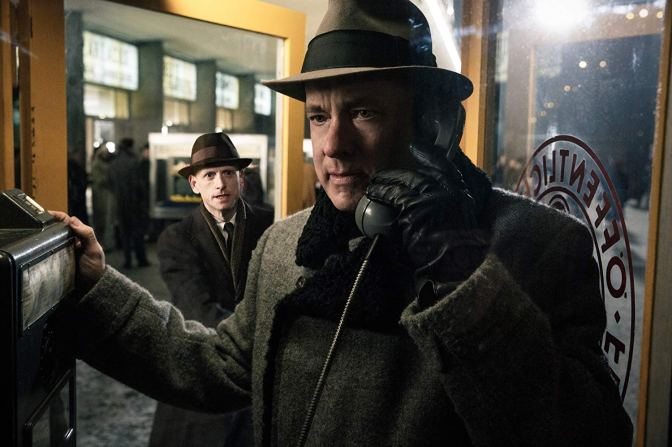 'Bridge of Spies' Is a Riveting Political Thriller
