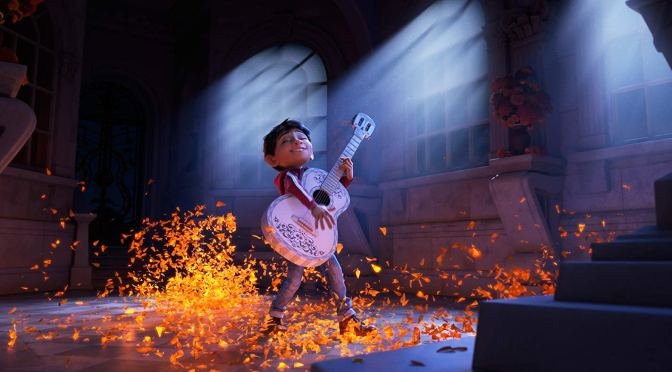 Movie Review Flashback: 'Coco' Is One of the Most Beautiful Movies I Have Ever Seen