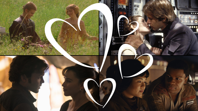 What's Your Favorite 'Star Wars' Love Story?