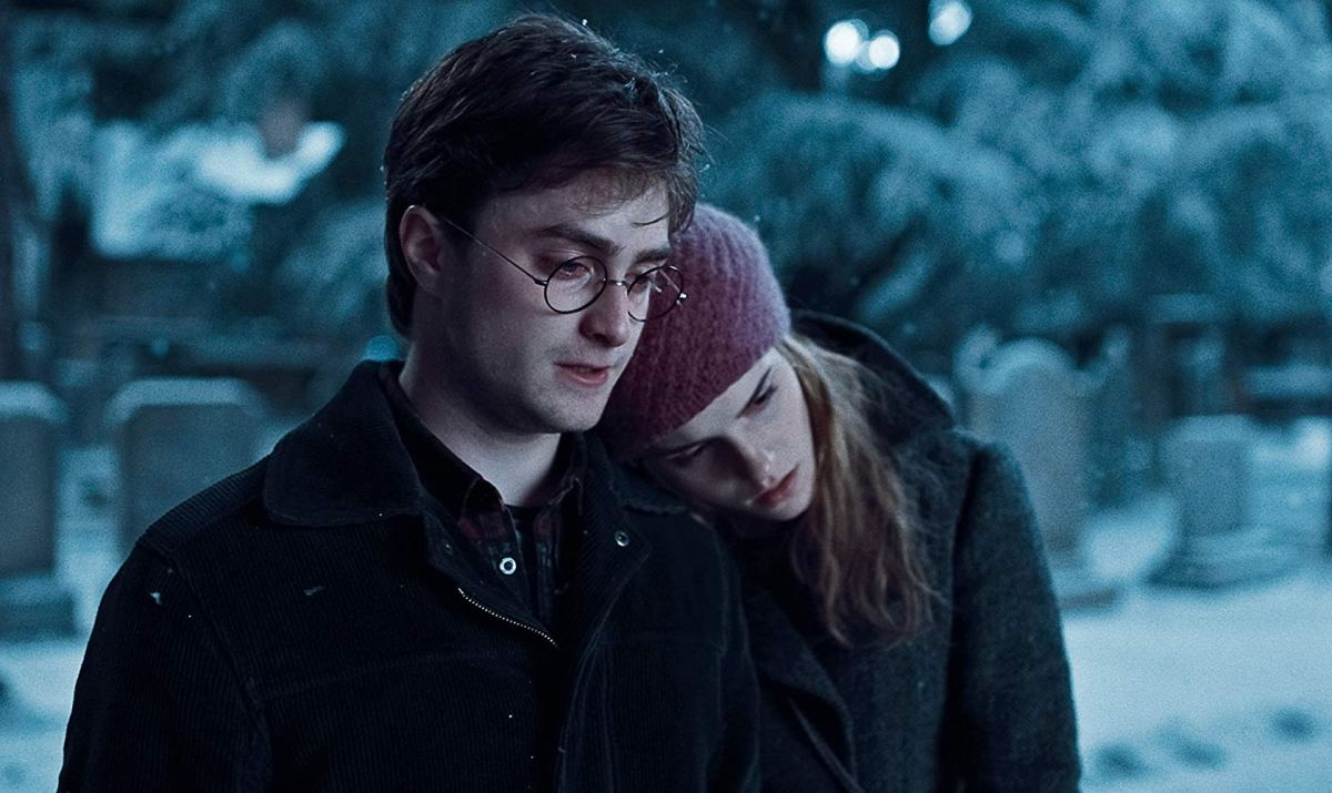 What Could've Been: Harry Potter and Hermione Granger