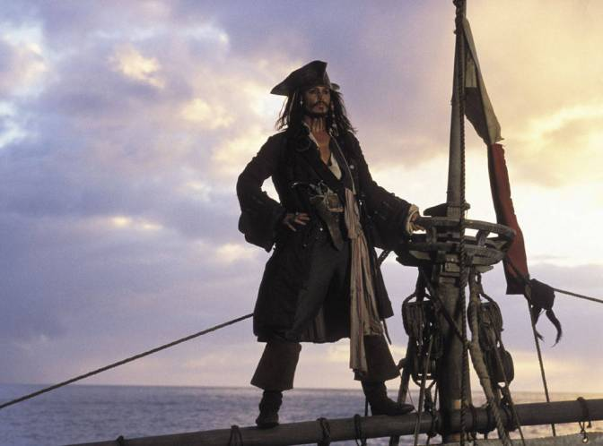 Captain Jack Sparrow Is One of My Favorite Movie Characters of All Time