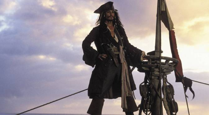 Throwback Friday: Captain Jack Sparrow Is One of My Favorite Movie Characters of All Time