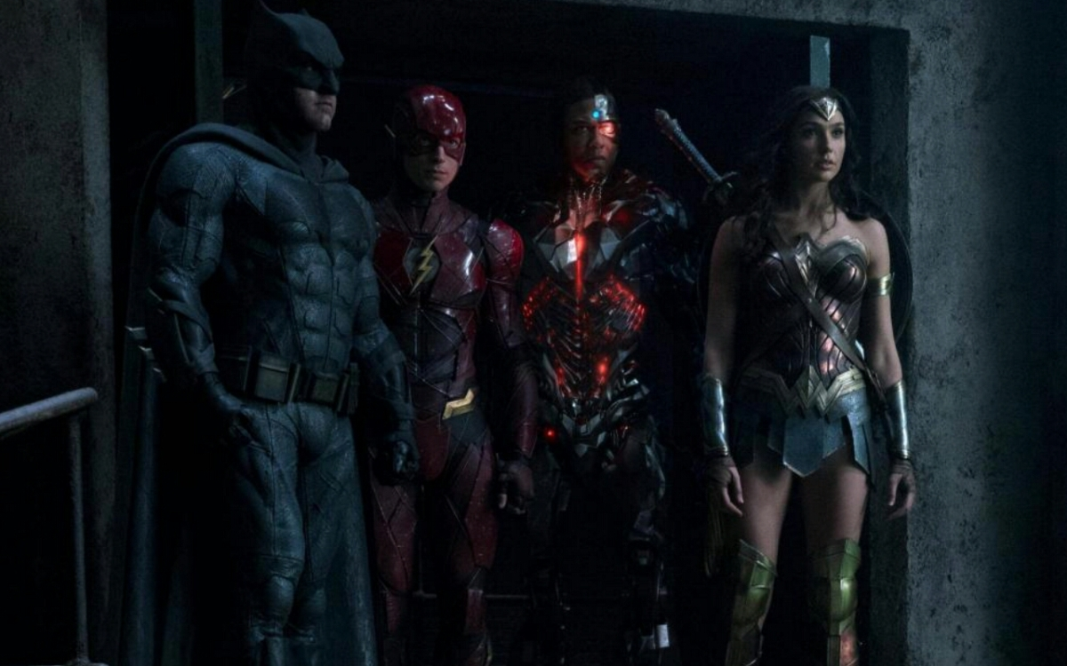 Throwback Friday: My Review of 'Justice League'
