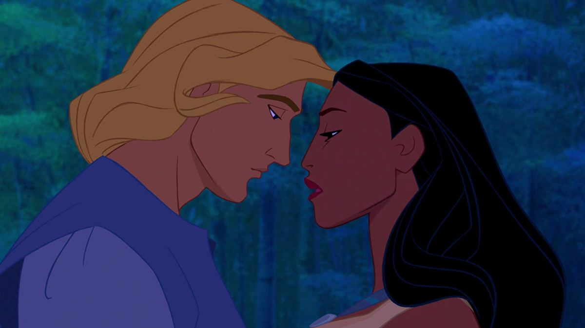 'Pocahontas' Is An Ultra-Romantic Disney Movie