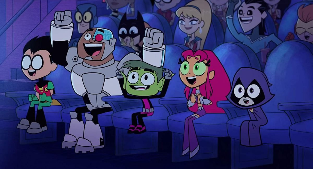 'Teen Titans Go! to the Movies' Expectedly Brings The Laughs