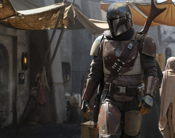The Lead Actor for 'The Mandalorian' Has Been Revealed!
