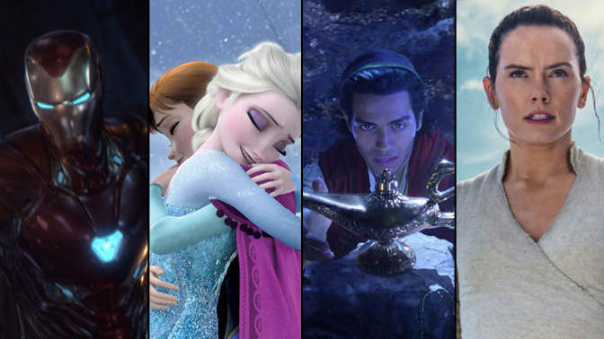 2019 Is Going To Be a Great Year for Disney