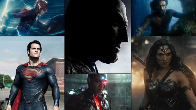 Who's Your Favorite Justice League Character?
