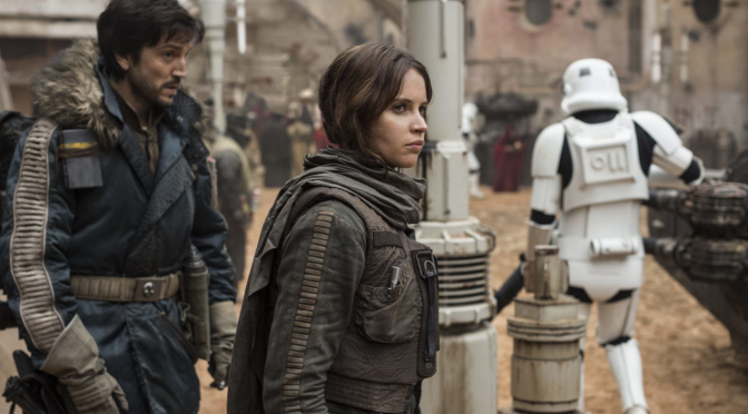 Throwback Friday: My Review of Rogue One